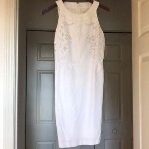 White Loft Dress